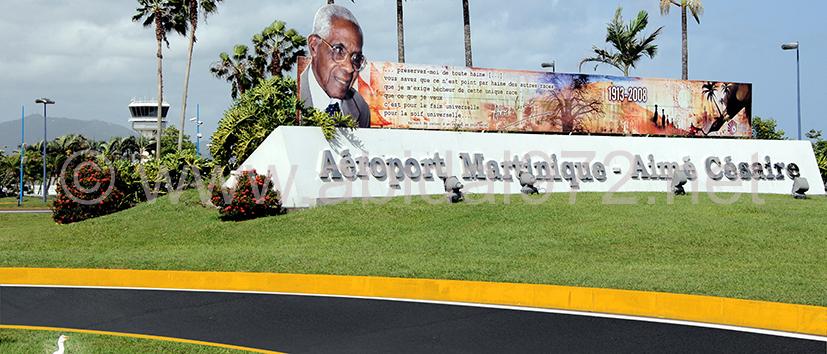 Aéroport Aimé Césaire